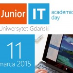 Zapraszamy na Junior IT Academic Day!