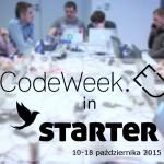 """Od melodii """"wyciśniętej"""" z cytryny po systemy zarządzania inteligentnymi domami Podsumowanie CodeWeek in STARTER i Hack3city"""