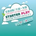 Dzień Otwarty w STARTERZE – moc atrakcji i zabaw dla dzieci i młodzieży