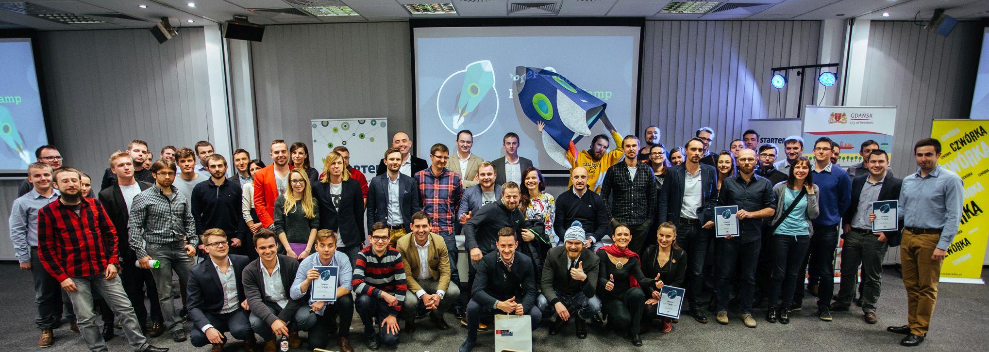 Starter Rocket PreparationCamp_fot. Michał Skotarczak